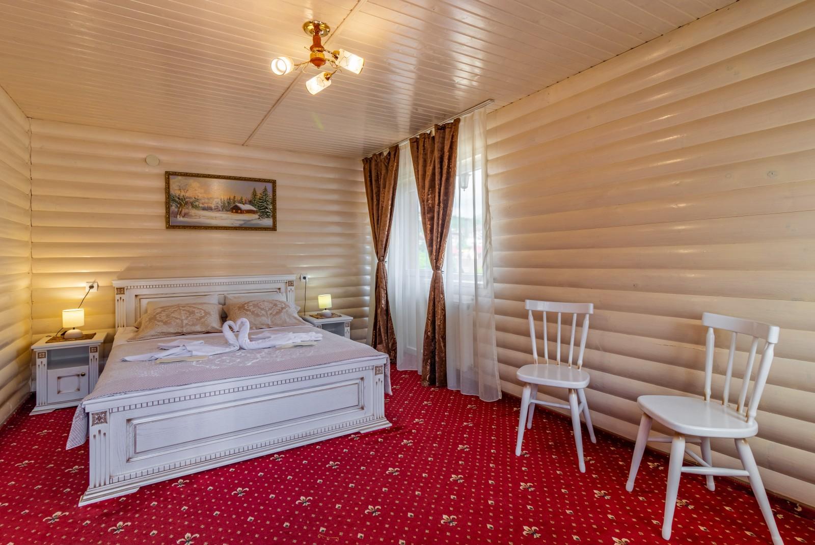 Снять суперлюкс в отеле Вилла Виктория Буковель